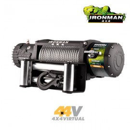 Winch NEW MONSTER 9500 Acero