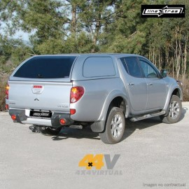 Hard Top STARLUX LineXtras sin ventanas laterales, L200 2010- DC