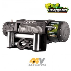 Winch NEW MONSTER 12000 Acero