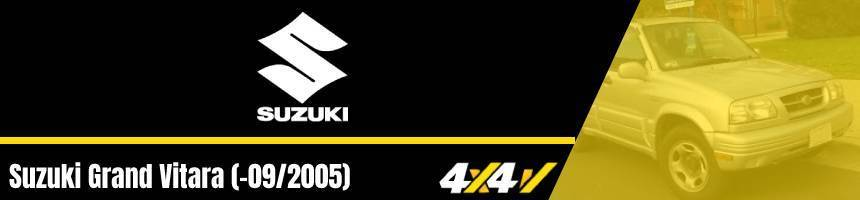 Suzuki Grand Vitara (hasta 09/2005)